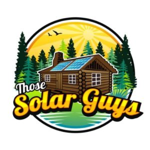 Those Solar Guys Logo